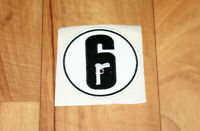 Tom Clancy's Rainbow Six Rare Promo Patch Collectible Xbox One PS4