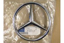 Mercedes-Benz G class badge logo W463 601-817-01-16 Emblem A6018170116 NEW UK