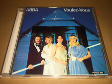 ABBA cd VOULEZ-VOUS german POLYDOR polygram CHIQUITITA mother know ANGEL EYES
