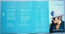 Johnny Hallyday cd promo sampler Anthologie Vol.2