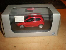SCHUCO   1/43   VW Fox     Tornado red     MIB
