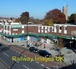 Photo - Brislington Hill shops Bristol  c2012