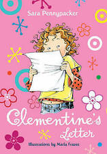 Clementine's Letter, Pennypacker, Sara