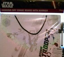 Star Wars Hanging Dry Erase Board with Marker The First Order Storm Trooper