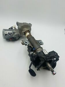 2008 Chevrolet Equinox Steering Column Assembly Ignition Switch Motor Stock OEM