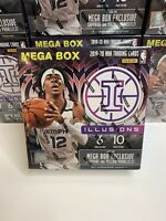 2019-20 Panini Illusions Basketball NBA Mega Box Brand New Sealed