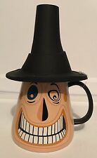 Disney Parks Nightmare Before Christmas Mayor Coffee Mug NEW