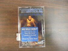 "NEW SEALED ""Timbaland"" Tim's Bio:     Cassette Tape (G)"