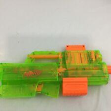 Nerf N-Strike Deploy CS-6 Dart Blaster Neon Green Tactical Scope Working