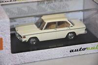 Autocult ATC05022  - BMW 2004M Sedan Ivoire - Afrique du Sud - 1973    1/43