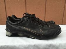 EUC RARE 2005 NIKE RIVAL SHOX BLACK LIGHT CHARCOAL VINTAGE SHOES US 11 EUR 45