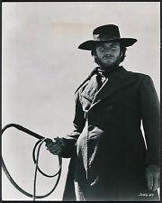 1970's Original Photo CLINT EASTWOOD Legendary Western Star Actor