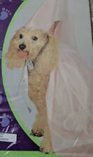 Pet Costumes By Rubie's PRINCESS COSTUME Hat w Veil, Cape w Collar SMALL 10-12