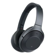 Sony WH1000XM2/B Noise Cancelling Wireless Headphones - Black