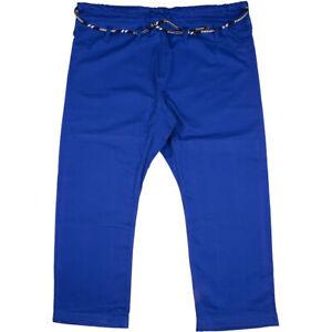 Tatami Fightwear Basic Gi Pants - Blue