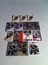 *****Richard Park*****  Lot of 44 cards.....14 DIFFERENT / Hockey