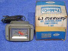 1963 Mercury Electric Dash Clock NOS