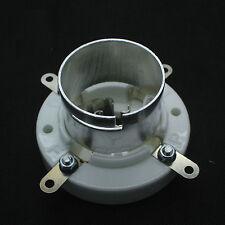 10PCS 4PIN Silver Plated Ceramic HIFI Vacuum Tube Socket for 211 845 805 GZC4-3B