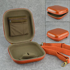 Fashion Leather Hard Headphone Case Shoulder Bag for B&o Beoplay H2 H6 H7 M50X
