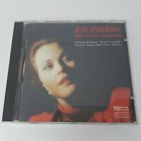 June Anderson Dal Vivo in Concerto | CD (1984) Bongiovanni