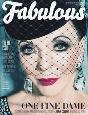 JOAN COLLINS - British FABULOUS Magazine July 2ndc 2017  C#52