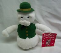 "Rudolph Island of The Misfit Toys SAM THE SNOWMAN 6"" Plush STUFFED ANIMAL TOY"