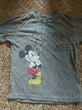 New listing Youth Size Small Mickey Mouse Shirt