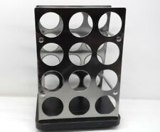 Revolving Rotating 24 Coffee Pod Holder Tower Stand Rack Keurig Dolce Gusto