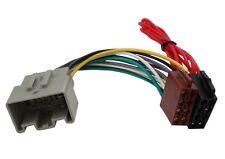 Adaptateur faisceau câble fiche ISO pour autoradio pour Volvo C30 C70 S40
