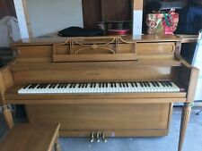 Retired piano teacher's Story and Clark Upright Piano Excellent Condition!