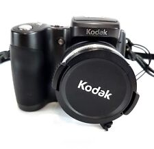 Kodak Easyshare ZD710 7.1MP Digital Camera Black Used With Case No Wires SD Card