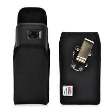 Galaxy S7 Edge Holster Metal belt Clip Otterbox Case Nylon Vertical Turtleback