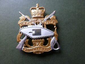 Heavy Cavalry Band in dead silver & gilt