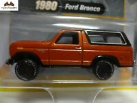 Racing Champions Mint 1980 Ford Bronco Brazen Orange Metallic -  1 of 1968