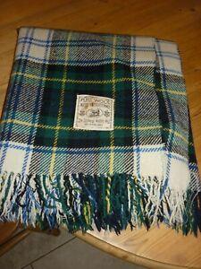 "The Edinburgh Woollen Mill - Tartan Blanket Throw 57"" x 53"""