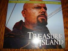 TREASURE ISLAND EMMY DVD COMPLETE 4PART MINISERIES SYFY NEW&SEALED. EDDIE IZZARD
