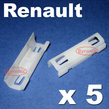 RENAULT MEGANE SCENIC TWINGO ROOF TRIM CLIPS STRIP MOULDING RAIN GUTTER CHANNEL
