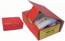 Tameo tmk286 Ferrari F1-2000 australiano Gp 2000 - 1/43 Blanco, escala Kit De Metal