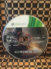 Crysis 2 (Microsoft Xbox 360, 2011) REFURBISHED (DISC ONLY) #10713