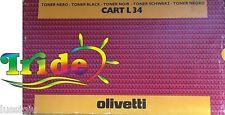 TONER OLIVETTI CART l34 per PG 306 308 404 408 L 34 82376 U