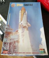 AIRFIX MODEL SPACE SHUTTLE MODEL KIT 1:144 SCALE SERIES 10 10170 UNMADE SCALE 3