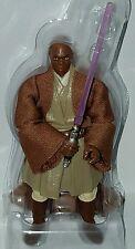 """Star Wars MACE WINDU 3.75"""" Figure Order 66 Jedi Knight Target Exclusive"""