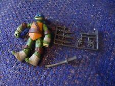 "Nickelodeon Teenage Mutant Hero Turtles Series 1 Leonardo Figure 4"" From 2012"