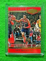 TROY BROWN JR. ROOKIE PLATES & PATCHES SP#/10 2018-19 CHRONICLES BASKETBALL RC