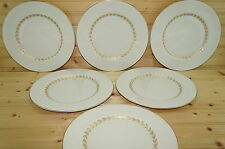 Society Golden Classic (6) Dinner PLates, 10 1/2""