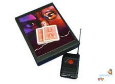 Invisible Hand - Deck,Card Magic Tricks,Mentalism Magic,Street,Illusions,props