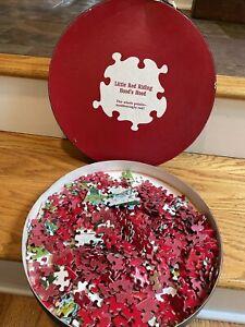 RARE Springbok Vintage Jigsaw Puzzle Little Red Riding Hood's Hood -