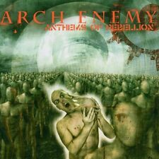 "ARCH ENEMY ""ANTHEMS OF REBELLION"" CD NEUWARE!!!!!!!!!!!"