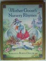 , Mother Goose's Nursery Rhymes (Classic Fairy Tales), Very Good, Hardcover