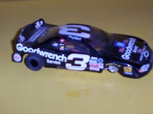 1/24  scale  Chevrolet  Stock Car  slot  car --  Parma  Chassis  ??  --  OLDIE